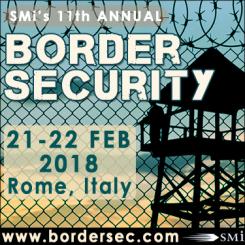 Resultado de imagen para Border Security 2018 logo Rome