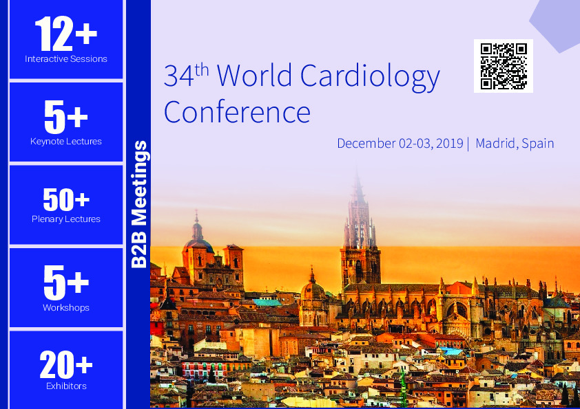 34th World Cardiology Conference - EU Agenda