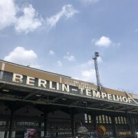 The Berlin @FIAFormulaE race is held at the old Tempelhof Airport. https://t.co/8E50X3ApHH