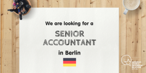 New #job opportunity: @ECFRBerlin is looking for a Senior Accountant! https://t.co/8KUmVfewUp https://t.co/JaDG8gI21d