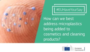 #EUHaveYourSay in our consultation on microplastics by 16 October 2017