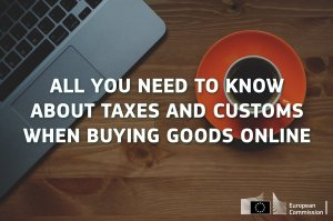 All you need to know about taxes and customs for online shopping > https://t.co/U4Sv4oduqt https://t.co/V6OnUkJSuv