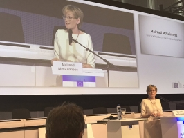 Addressing the important role of #CohesionPolicy in #EU #EU7CF #solidarity @EU_Regional https://t.co/XvMBuClliq