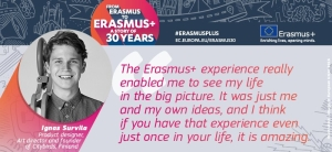 #ErasmusPlus gave Ignas Survila a new perspective on life. Check out his story @ https://t.co/eOTeIg6bsw https://t.co/p6b4x2kKF0