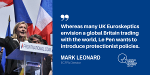There would be important differences btw #Brexit and #Frexit - @markhleonard #FrenchElection https://t.co/bSg5F6Q1k5 https://t.co/OFQIUarvUu