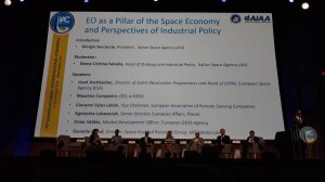 #IAC2019: @EU_GNSS Market Development Officer O. Valdes is a part of the panel dedicated to #EO! #EUspace https://t.co/PrasECsgnQ
