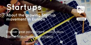 DOSSIER: EU STARTUPS - About the growing Startup movement in Europe https://t.co/MUf0MEzL4L #STARTUPS #EUagenda https://t.co/k5i9YE8Vdj