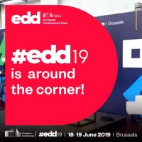 Setting it all up to make #EDD19 unforgettable. We are sooooooooo excited, are you?