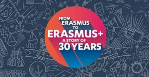 This year we're celebrating a story of 30 years. Celebrate with us! https://t.co/afYdWkKSZd #ErasmusPlus https://t.co/jRNPVj3vcI