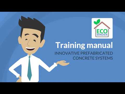 ECO Binder project: Training video