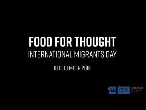 IES experts offering food for thought on International Migrants Day