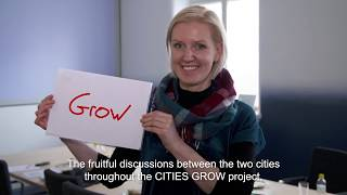 CITIES GROW - Tampere and Rotterdam exchange