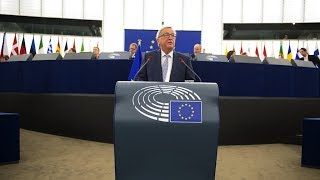 "Juncker's State of the EU: ""The wind is back in Europe's sails"""