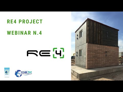 RE4 Project: Webinar n.4 Solutions for a wide acceptance of CDW based materials and component