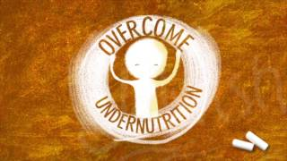 We can overcome undernutrition