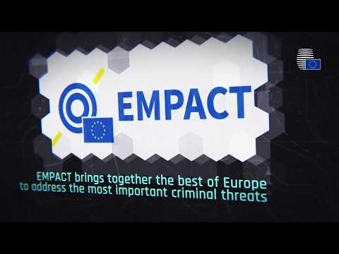 EMPACT: Combating international organised crime together