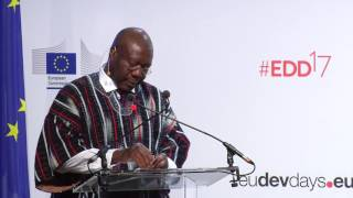EDD17 - Replay - Opening Session EU-Africa Business Forum