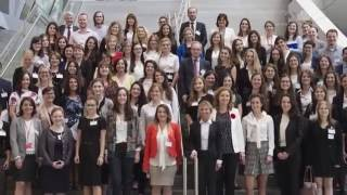 FemaleTalent@ECB Open Day 2016 – Event summary video