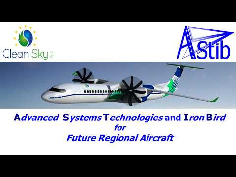 ASTIB project for regional aircraft