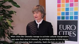 EUROCITIES culture forum in Chemnitz, 10-13 April