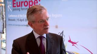 Wilhelm Molterer - An Investment Plan for Europe - European Committee of the Regions