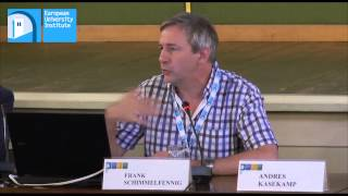 Frank Schimmelfennig, Eastern enlargement and differentiated Integration