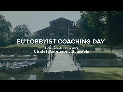 EU LOBBYIST COACHING DAY TEASER