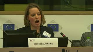 Jeannette Zuidema - Tackling populism & Euroscepticism at local level - EuropCom 2017