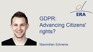 The GDPR: Advancing Citizens' Rights?