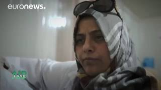 Aid Zone: Being a mother and refugee at Jordan's Zaatari camp for Syrian refugees