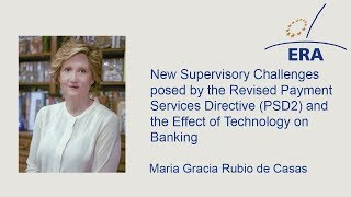 New Supervisory Challenges posed by the Revised Payment Services Directive