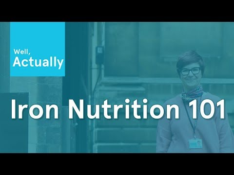 Iron Nutrition 101 | Well, Actually | Ep.1