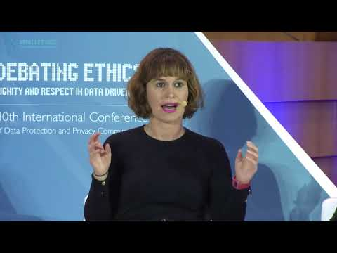 40th International Conference of Data Protection and Privacy Commissioners - Digital Dividend 1