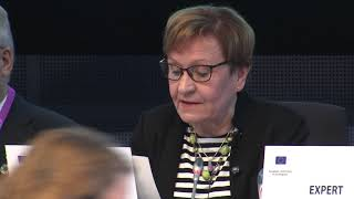 Sirpa Hertell - 131st plenary session - European Committee of the Regions_1
