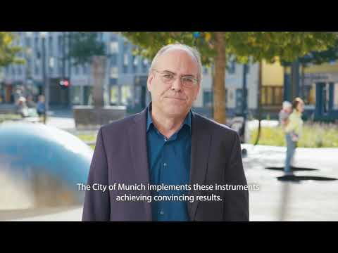 Urban Update Pasing - Munich - EUROCITIES awards 2019 (Cooperation)