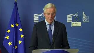 #Brexit: Barnier says the transition and future are separate issues (again)