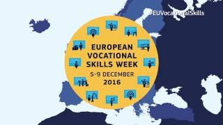 European Vocational Skills Week 2016: Discover your talent