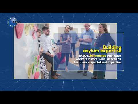 Over 35,000 #EU #asylum officials trained by #EASO