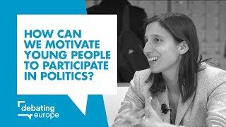 Elly Schlein, MEP - How can we motivate young people to participate in politics?