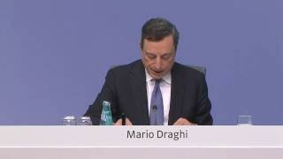 ECB Press Conference - 21 July 2016