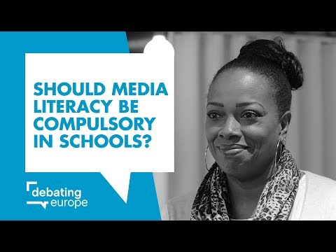 Should media literacy be compulsory in schools? - Dr Elizabeth Milovidov