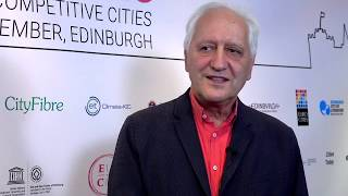 Landry, author and international advisor on the future of cities