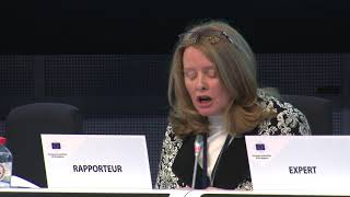 Gillian Ford - 131st plenary session - European Committee of the Regions