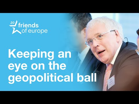 Keeping an eye on the geopolitical ball #3