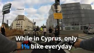 Smooth ride or obstacle course? We Cycled four EU cities
