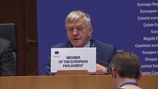 Wim van de Camp – 127th plenary session – European Committee of the Regions