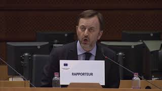 François Decoster – 127th plenary session – European Committee of the Regions