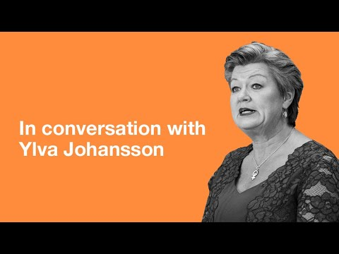 Developing a fresh start on migration - In conversation with Ylva Johansson