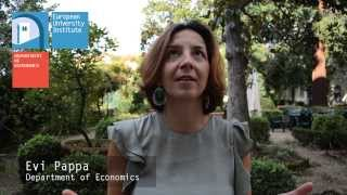 European University Institute-PhD in Economics