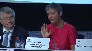 Margrethe Vestager – 126th plenary session – European Committee of the Regions